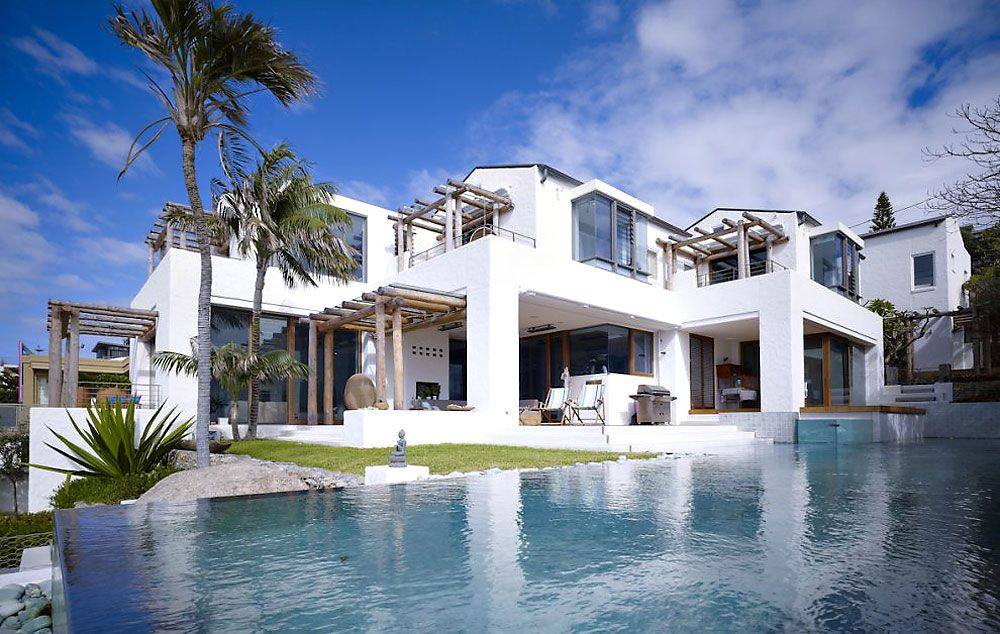 Waterfront House Coogee By Mpr Design Group Waterfront Homes Architecture House Design