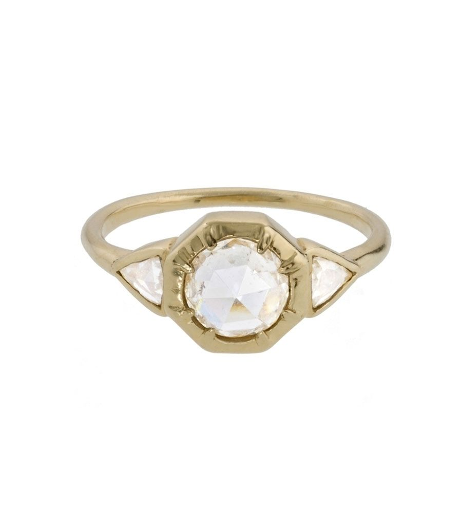 New at Catbird! Cleopatra's Ring by Lauren Wolf Jewelry. Shop at www.catbirdnyc.com.