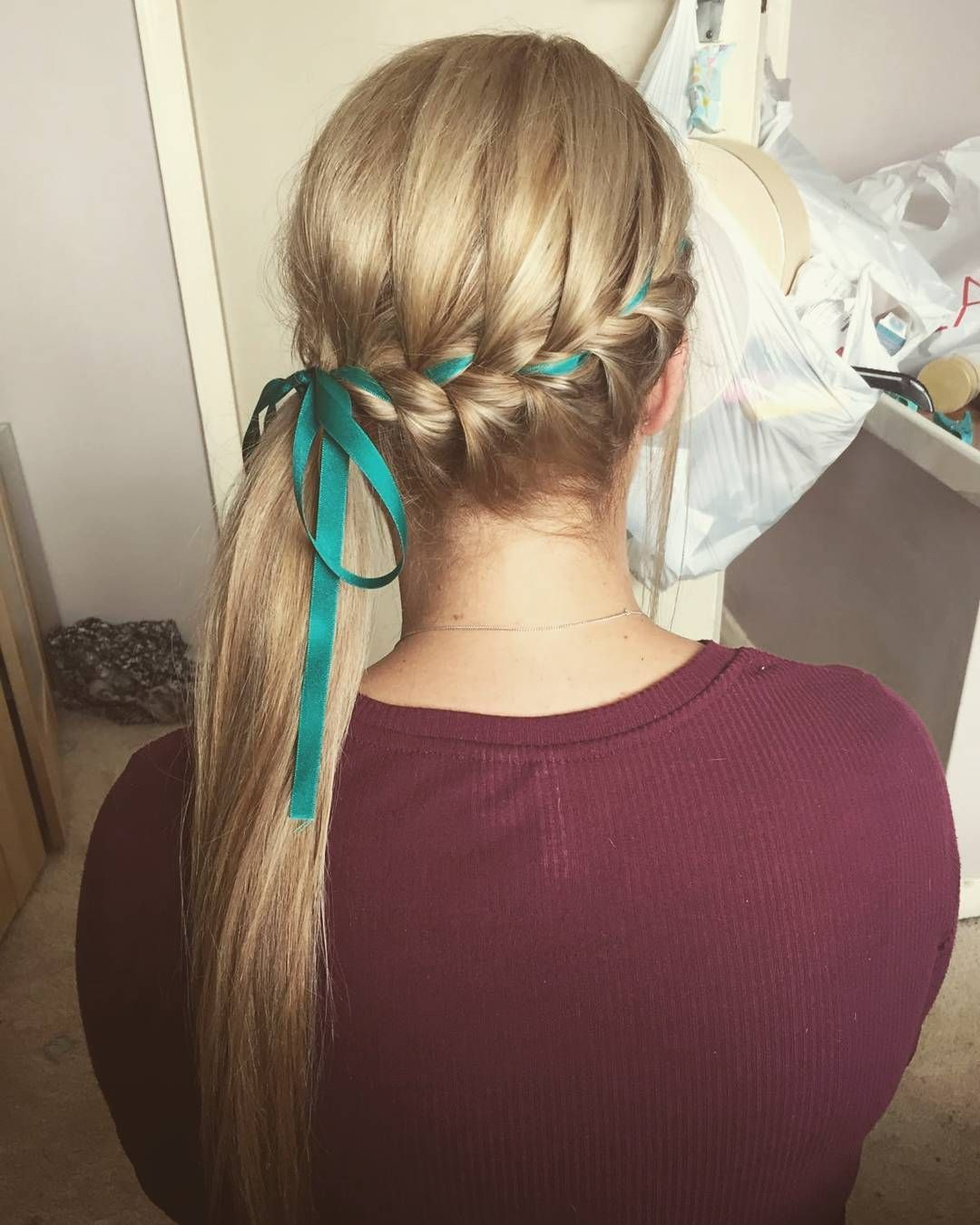 cute ponytail hairstyles u simplicity and elegance combined check