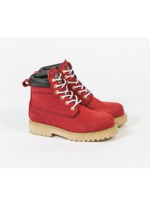 shewear safety work boots for women ~ claret red - i am soooo in ...