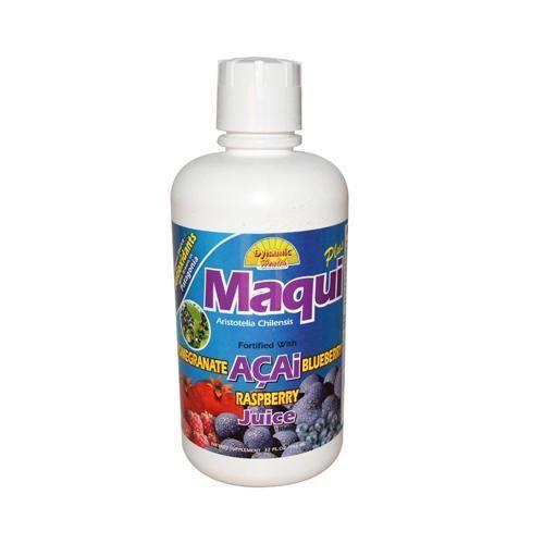 Dynamic Health Maqui Plus Juice Blend - 32 Fl Oz