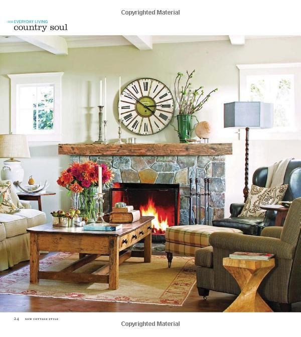 Better Home Decor: New Cottage Style: Decorating Ideas For Casual