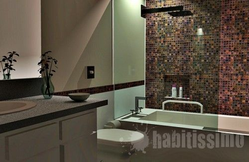 Projeto de reforma e design de banheiro