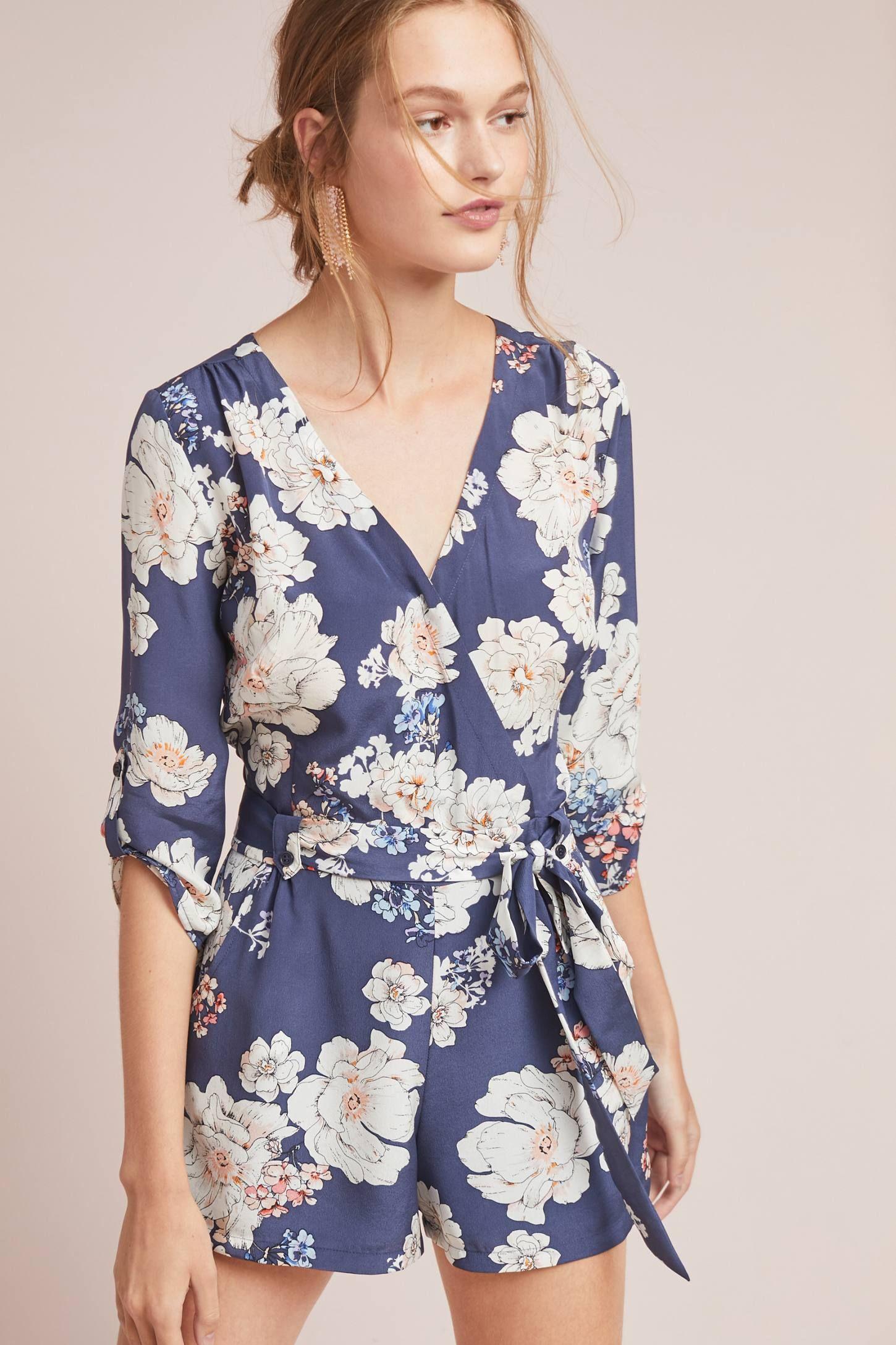 506d4764d646 Yumi Kim Liz Floral Romper