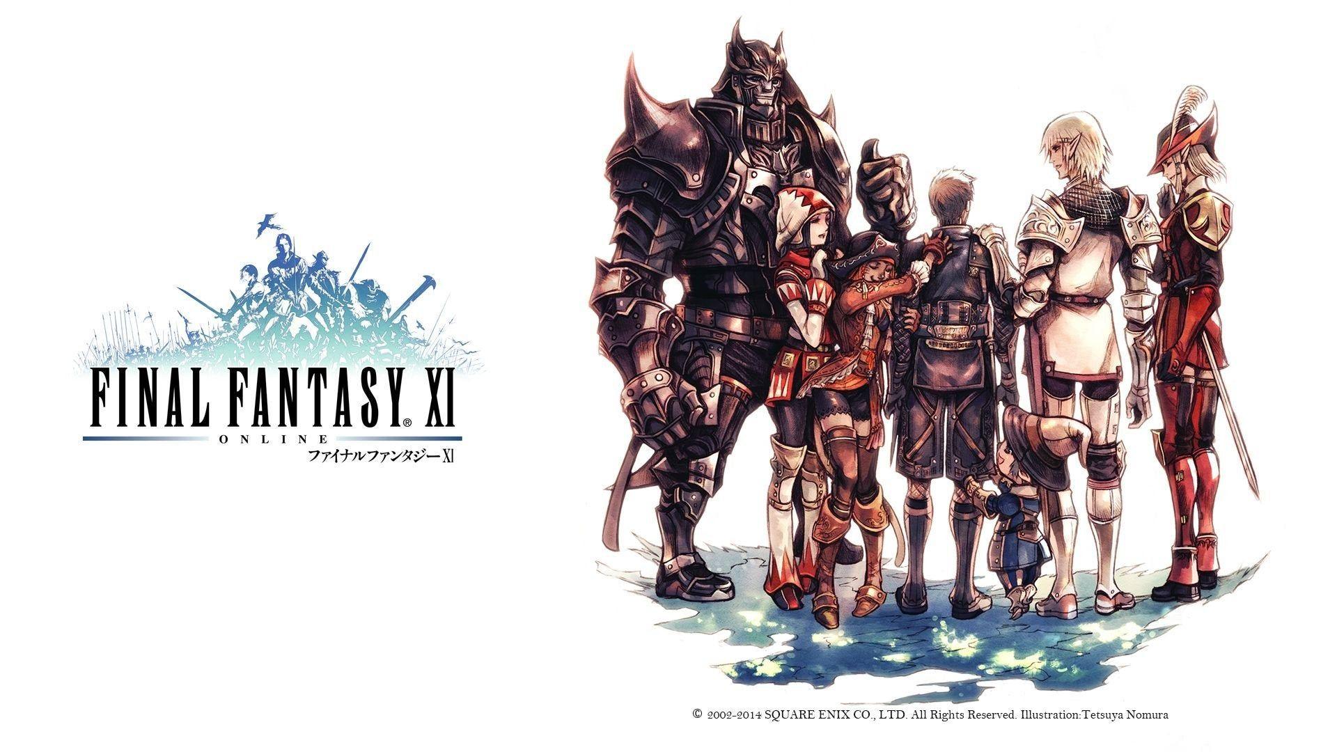 Final Fantasy 11 Mobile Version Still In Development Per Nexon In