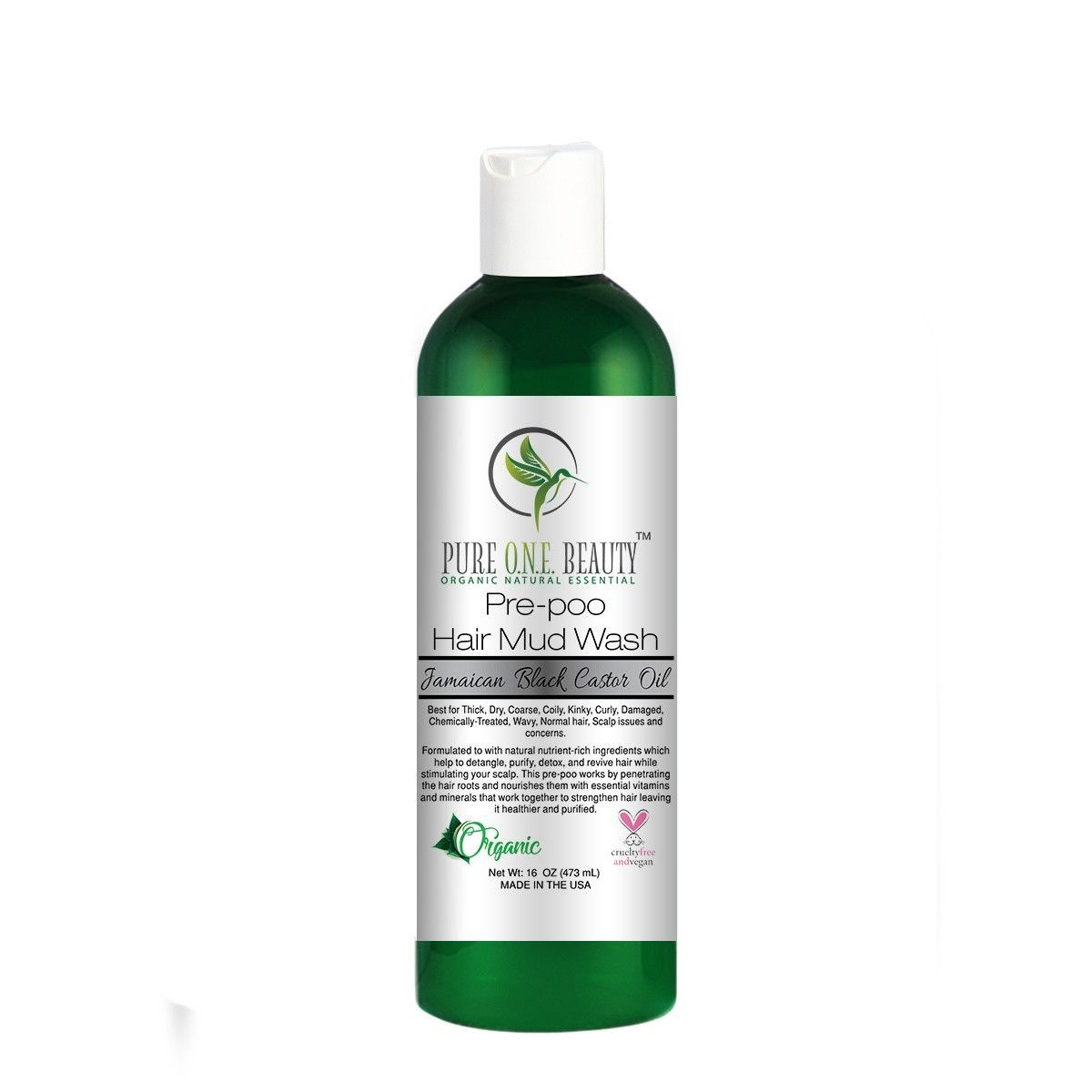 Jamaican Black Castor Oil Prepoo Hair Mud Wash  Your Pinterest