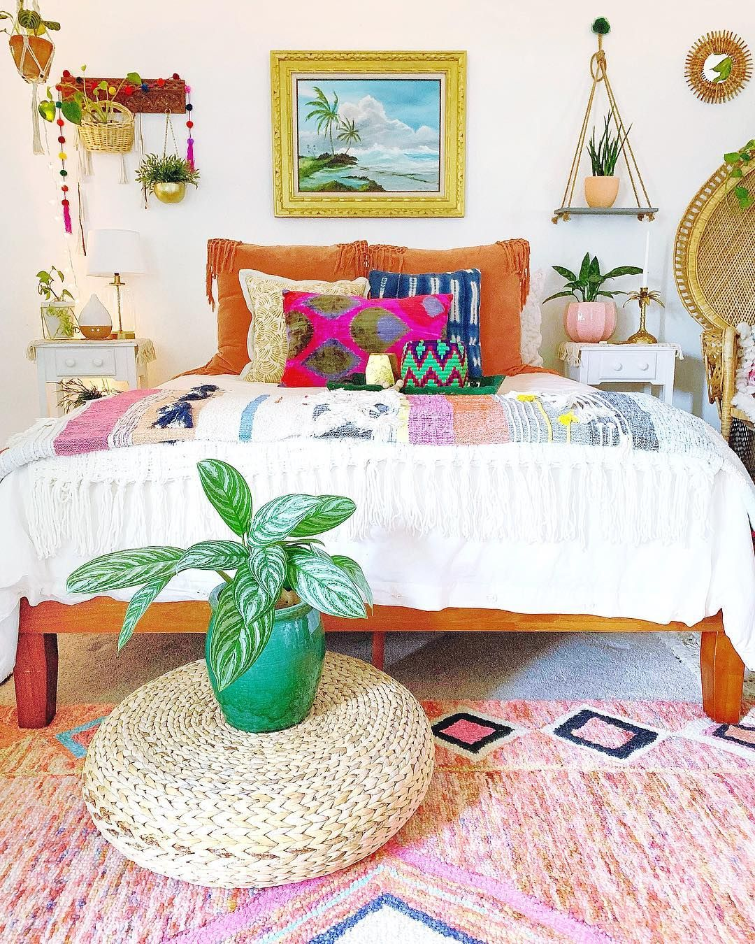 bohemian bedroom decor has become one