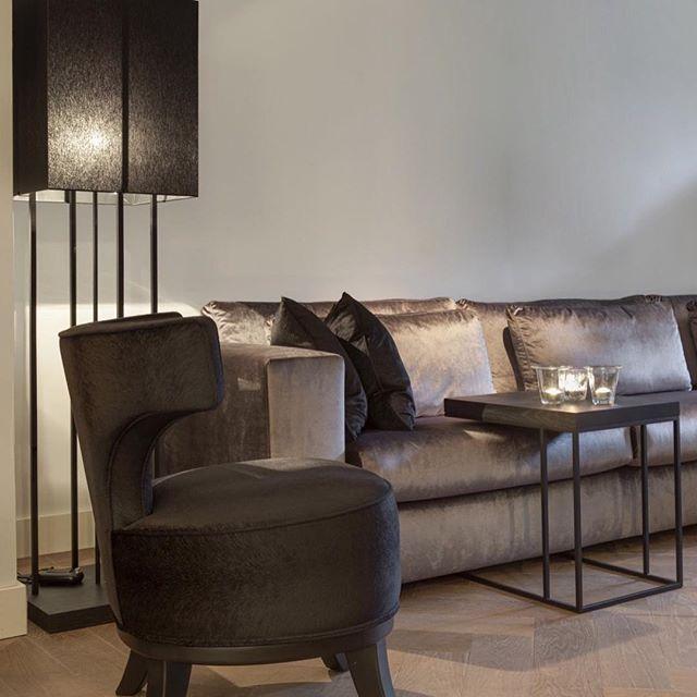 Loungebank Met 2 Fauteuils.2 Toppers Van Interiors Dmf De Boele Lounge Bank En De