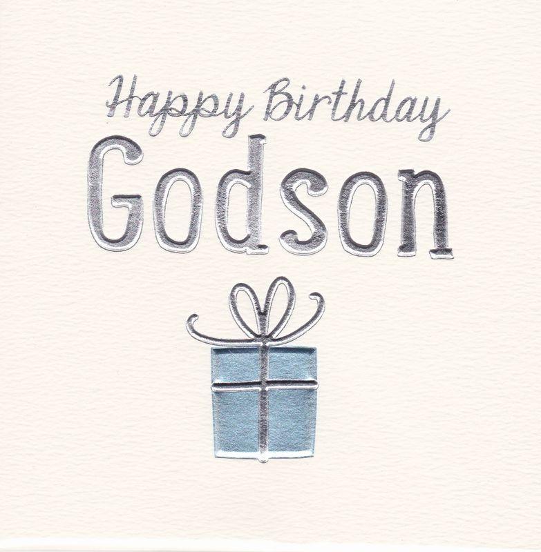 Happy Birthday Godson, Happy Birthday