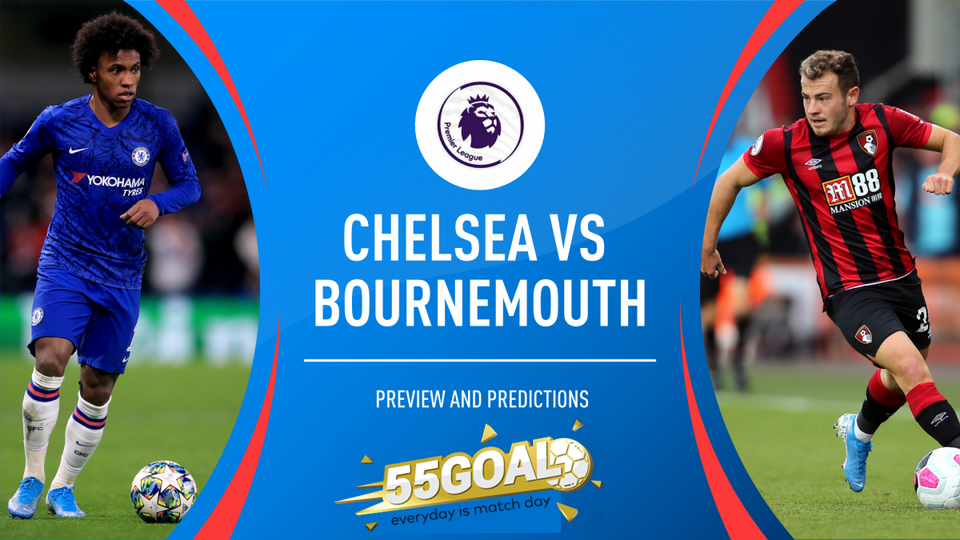 Visit Www 55goal Com In 2020 Bournemouth Afc Bournemouth Chelsea