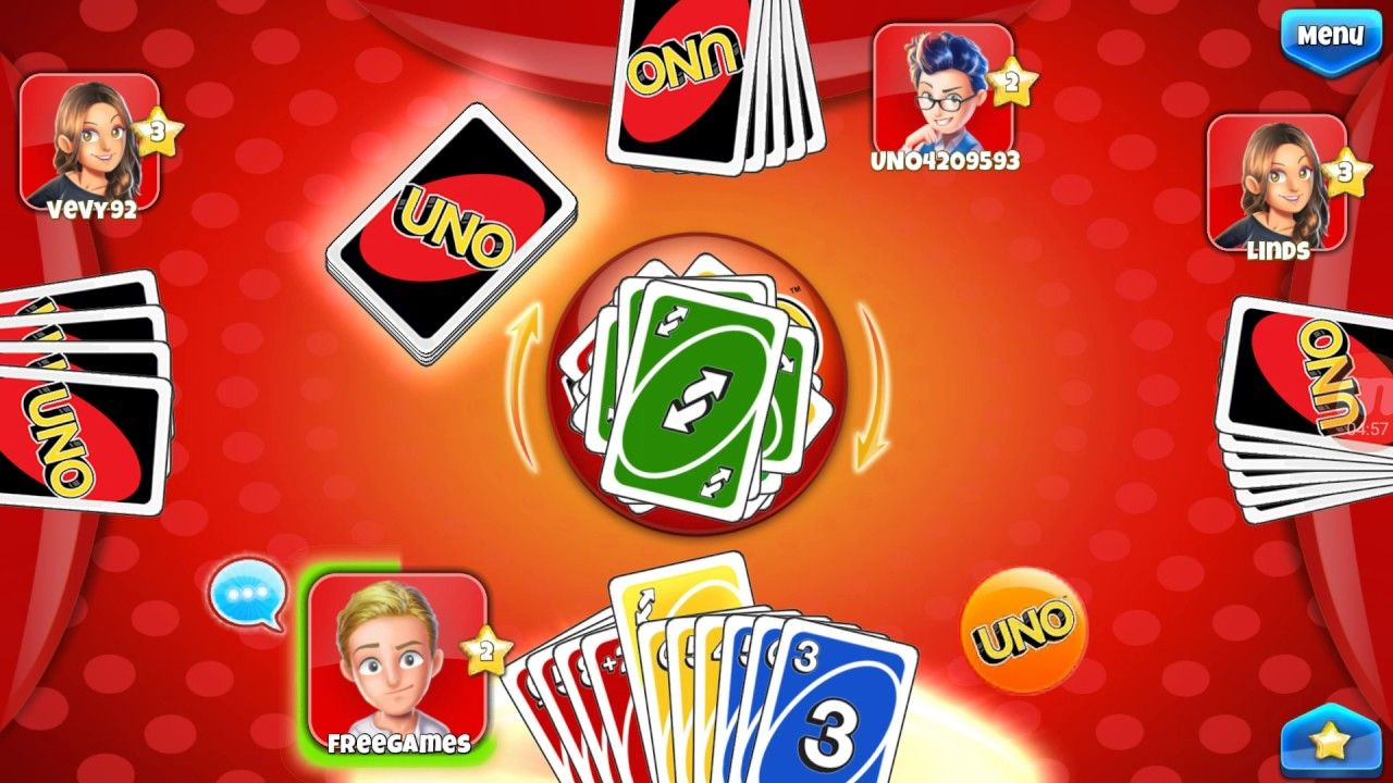 Uno Friends Free Game On Google Play Free Games Funny Games Play Free Games