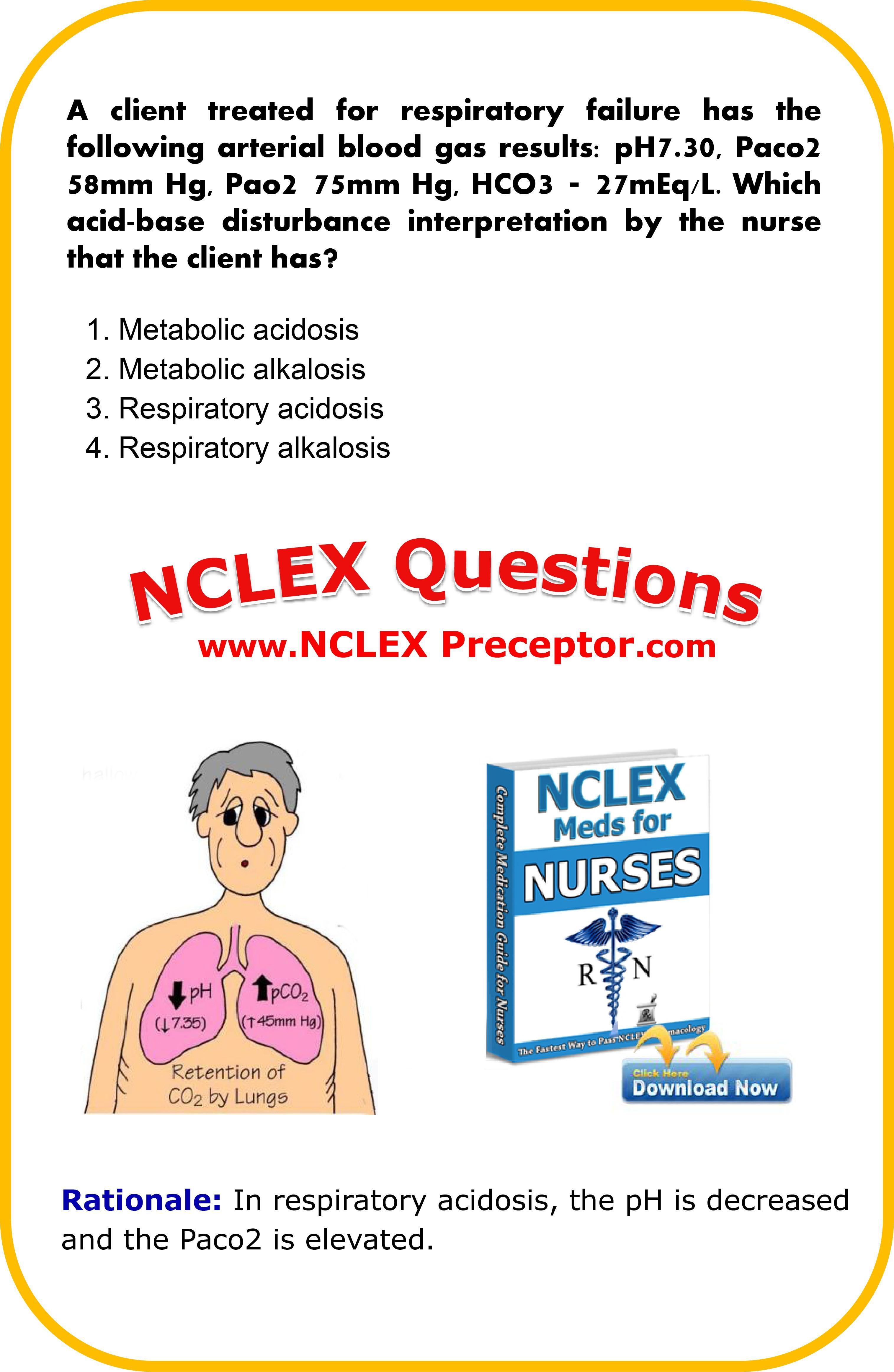 Free Nclex Tips For Registered Nurses Nursing Healthcare Tips To Pass Nclex Nclexcoremeasures