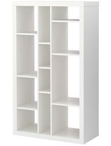 bokhylla living room ikea shelves bookcase rh pinterest com