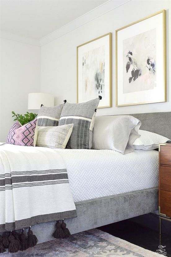 That make my home feel clean organized and clutter free so today   ll be sharing with you  late summer refresh tips tour bedrooms also rh pinterest