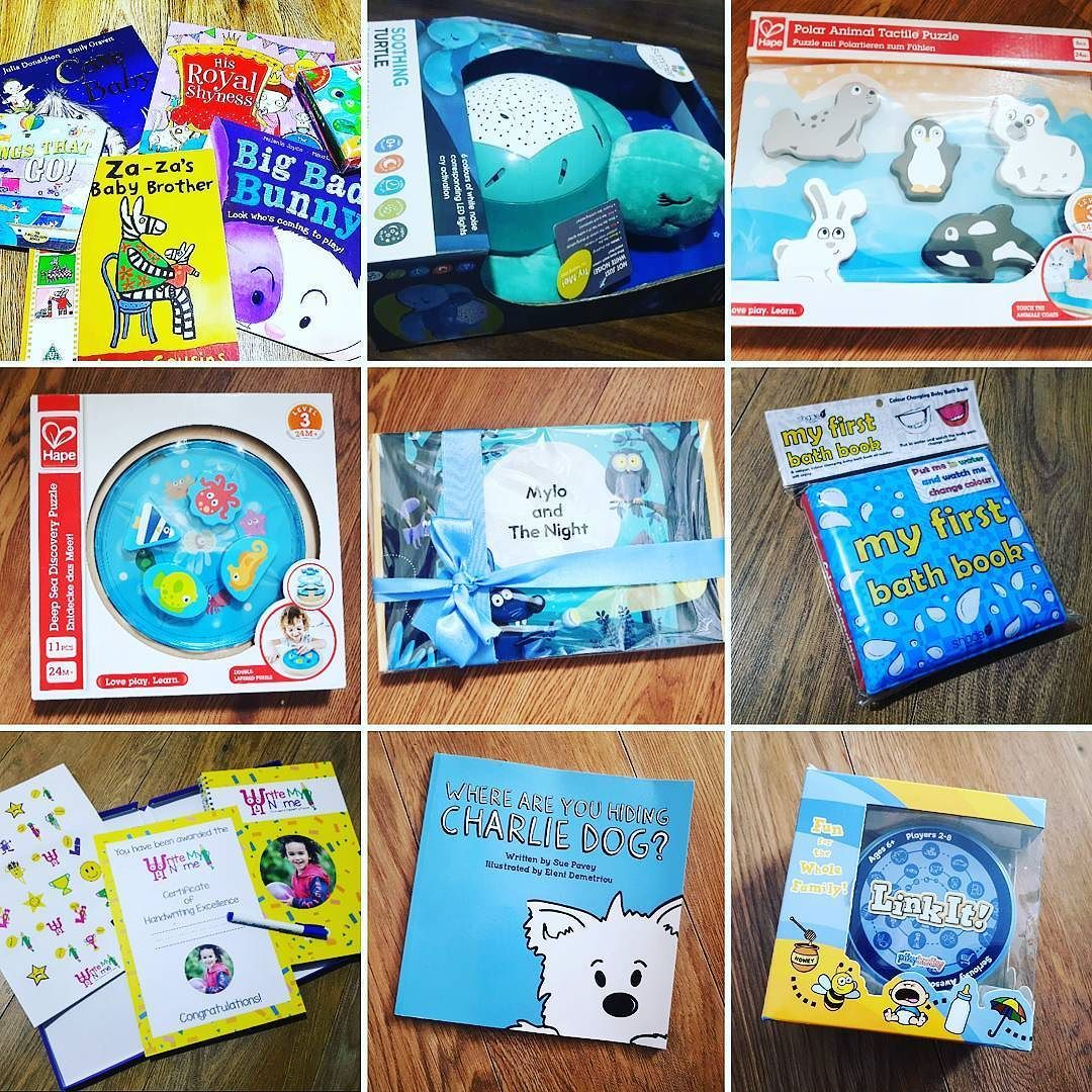 Take a look at our children's Christmas 2017 gift ideas blog post for those last minute gifts ...