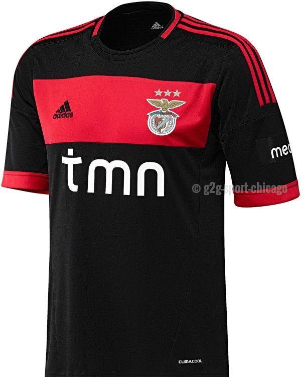 S.L. Benfica Away Jersey 2012-2013  af2dc01fc