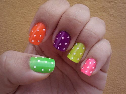Simple Cute Nail Designs For Short Nails Easy Hireability