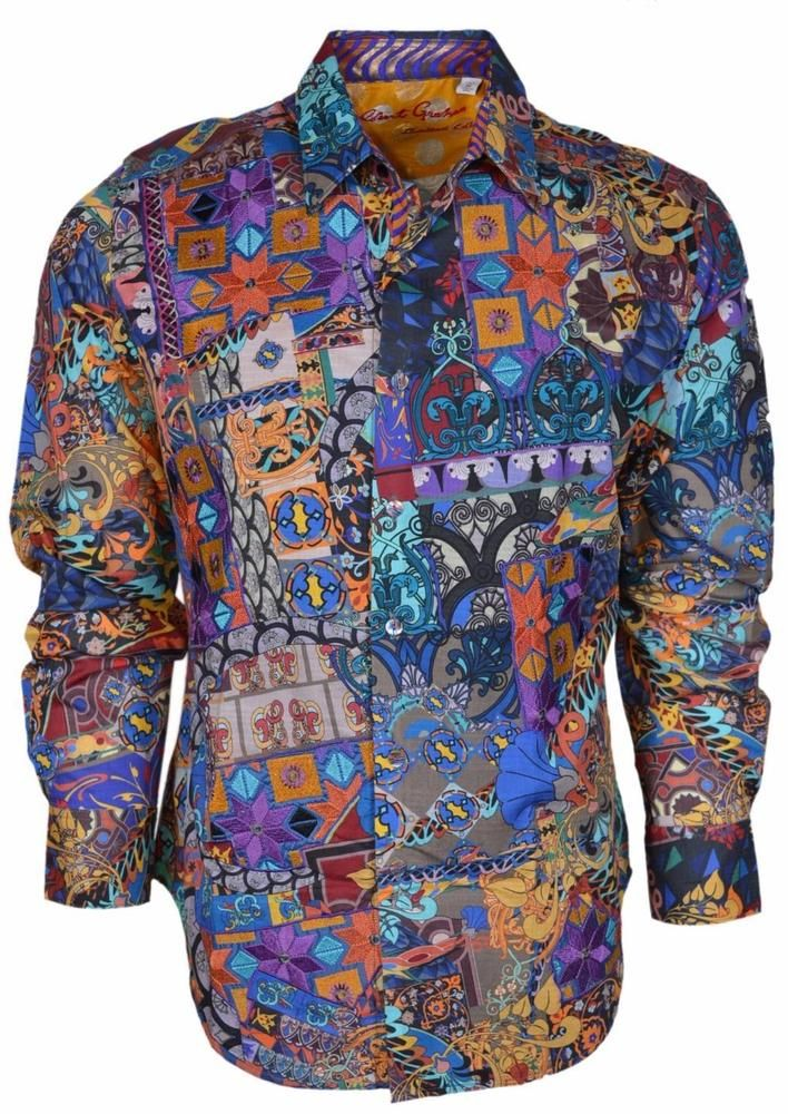 New Robert Graham Classic Fit Bourbon Time Numbered Limited Edition Sport Shirt Robertgraham Buttonfront Bourbon Shirts Robert Graham Sports Shirts