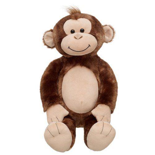 "Stuff Your Own 16"" Monkey Teddy Build A Bear Style"