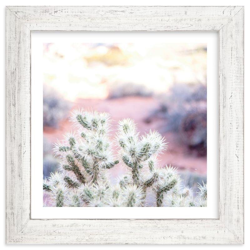 Photo of Hello Cactus Art Print