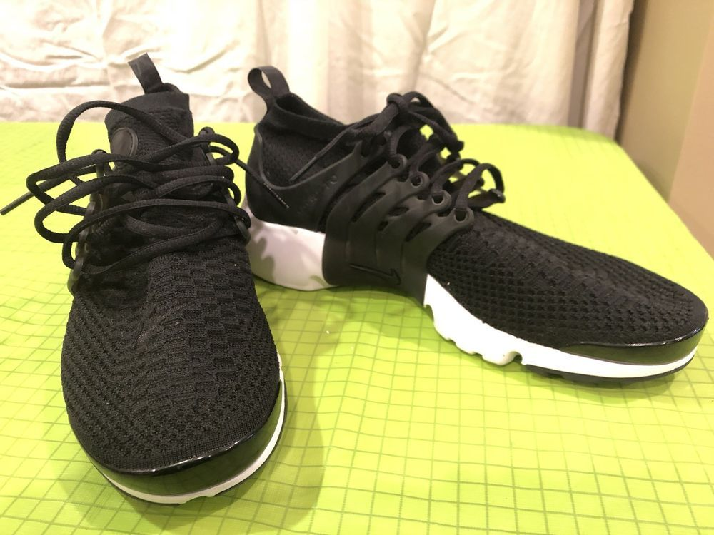 be3ad22e43a5 Nike Air Presto flyknit ultra trainers shoe 835570 001 Size 10.5  fashion   clothing  shoes  accessories  mensshoes  athleticshoes (ebay link)