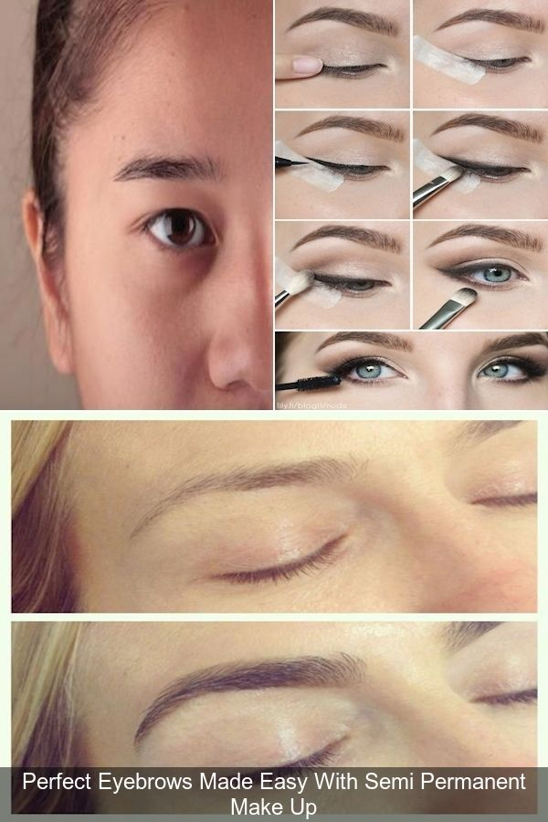Plucking Eyebrows   Male Eyebrow Threading   How To Shape ...
