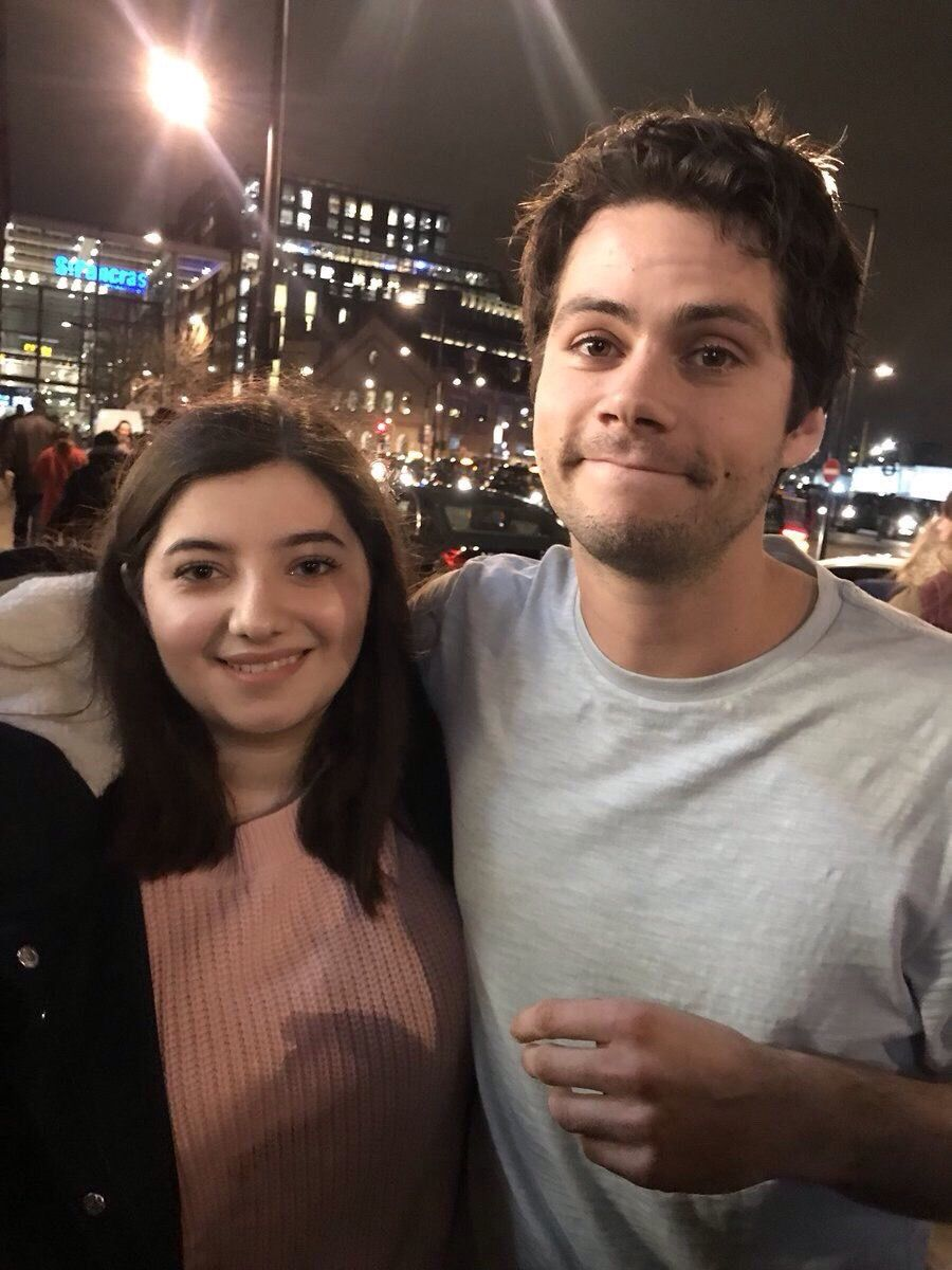 what does dylan o brien look for in a girl