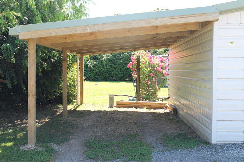 carport construction i can build it carport plans. Black Bedroom Furniture Sets. Home Design Ideas