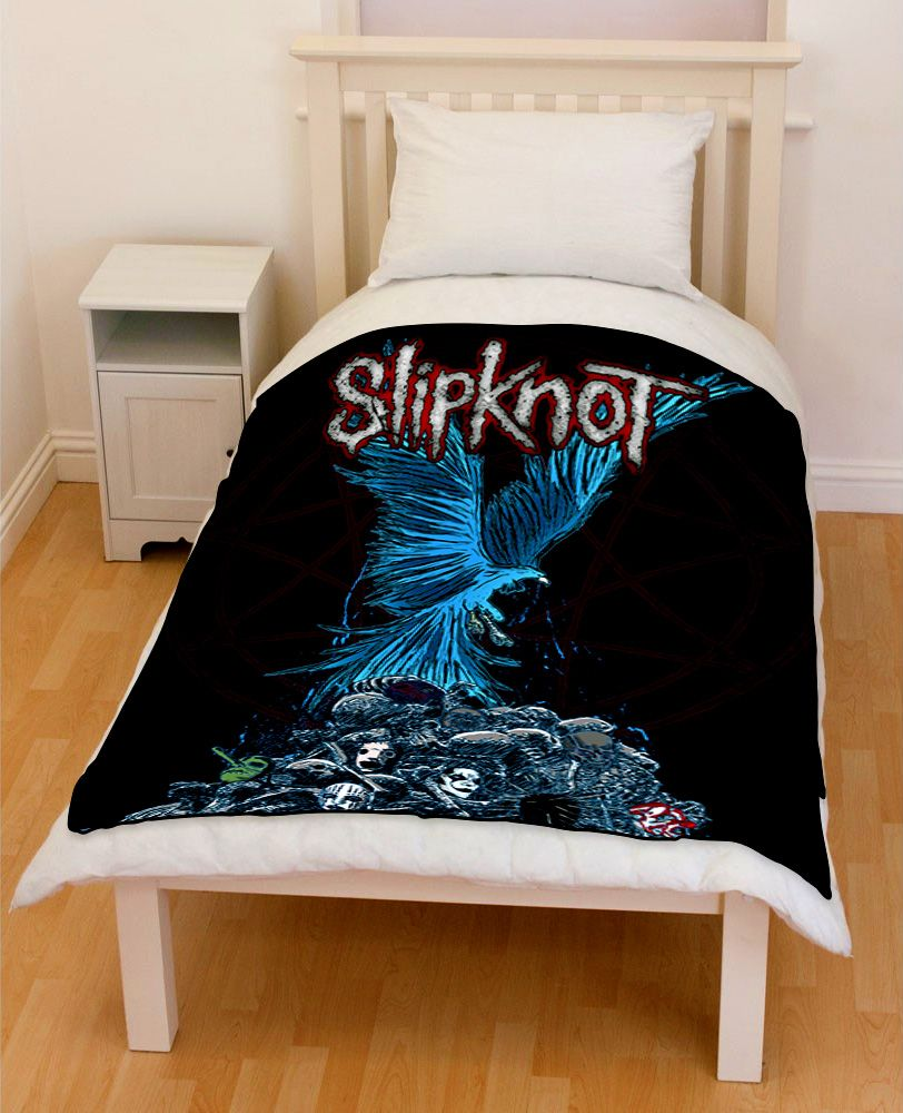 Slipknot Bedding Throw Fleece Blanket Price 51 99 Bestgift Fleece Blanket Blanket Blanket Price