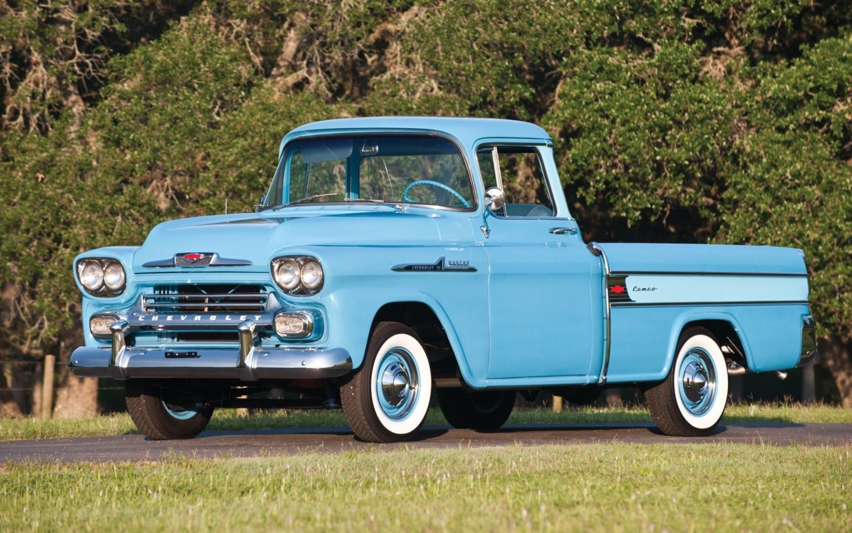 1958 Chevy Cameo Classic Pickup Tru | chevy classic truck pickup ...