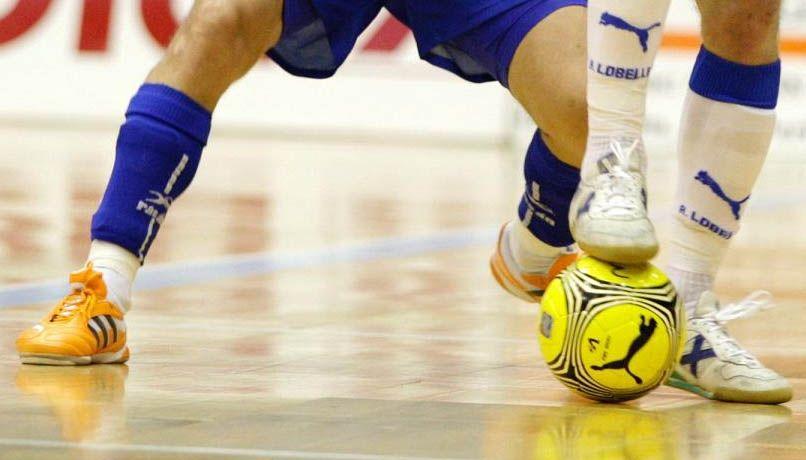 Las posiciones en fútbol sala