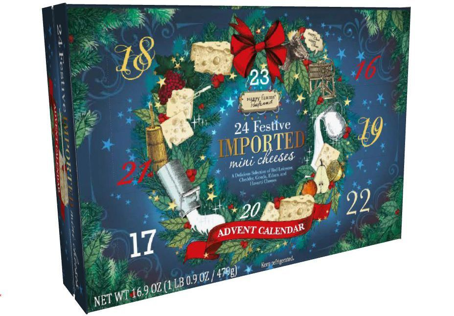 Update Aldi S Wine Advent Calendar Is In Stores Tomorrow And It