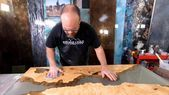 Learn how to work with Epoxy and Wood  industrie design Learn how to work with Epoxy and Wood  industrie design