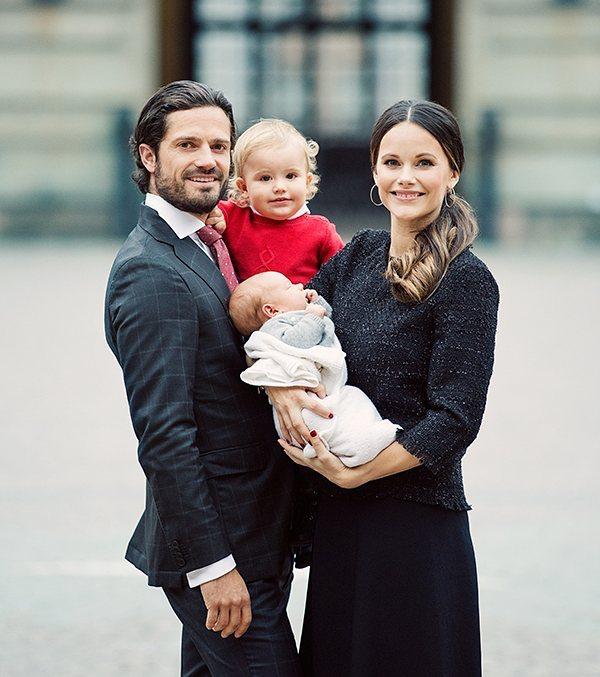 Prins Carl Philip Prinses Sofia Prins Alexander En Prins