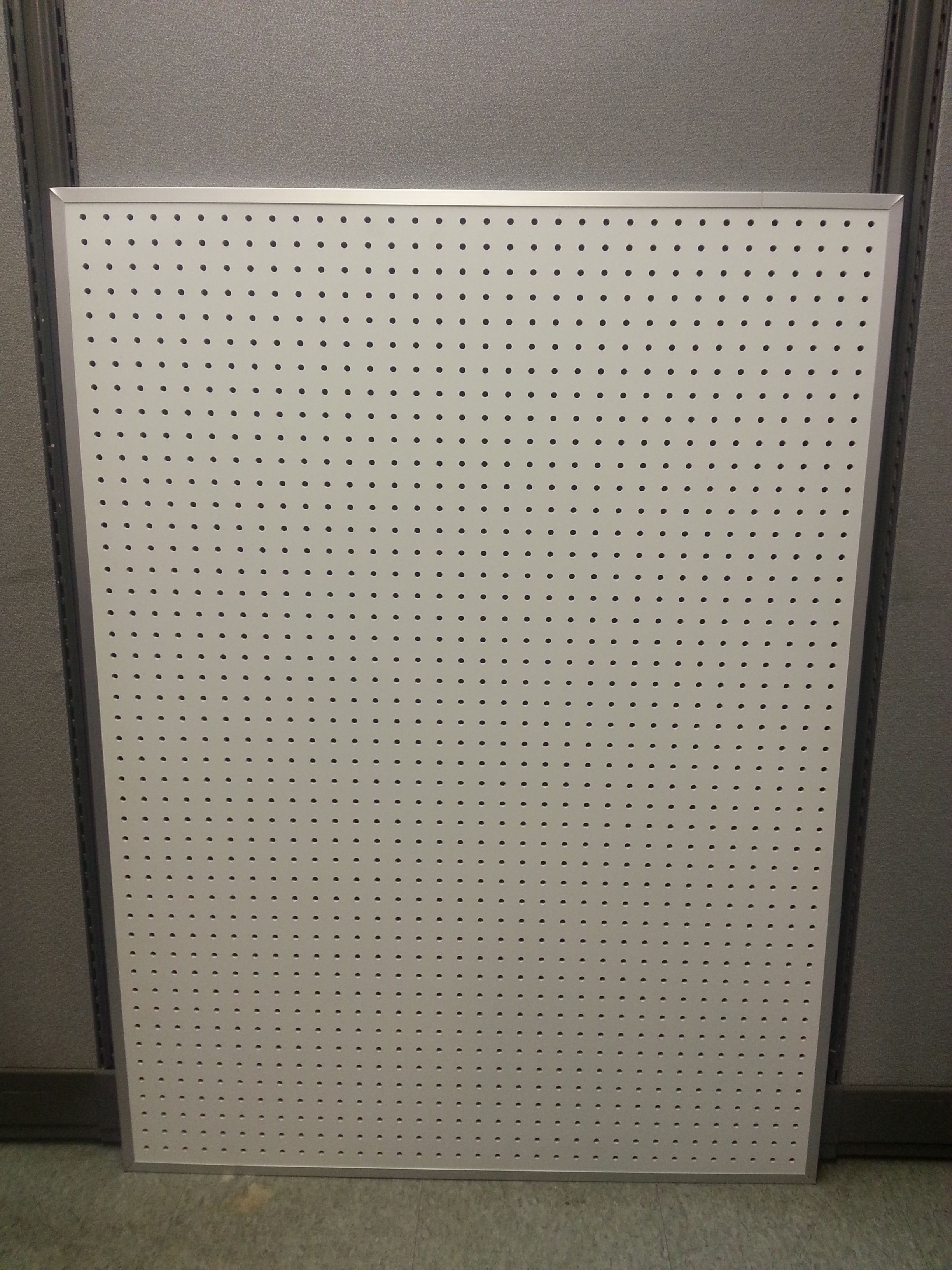 Show us how creative you can get on our blank peg board canvas which