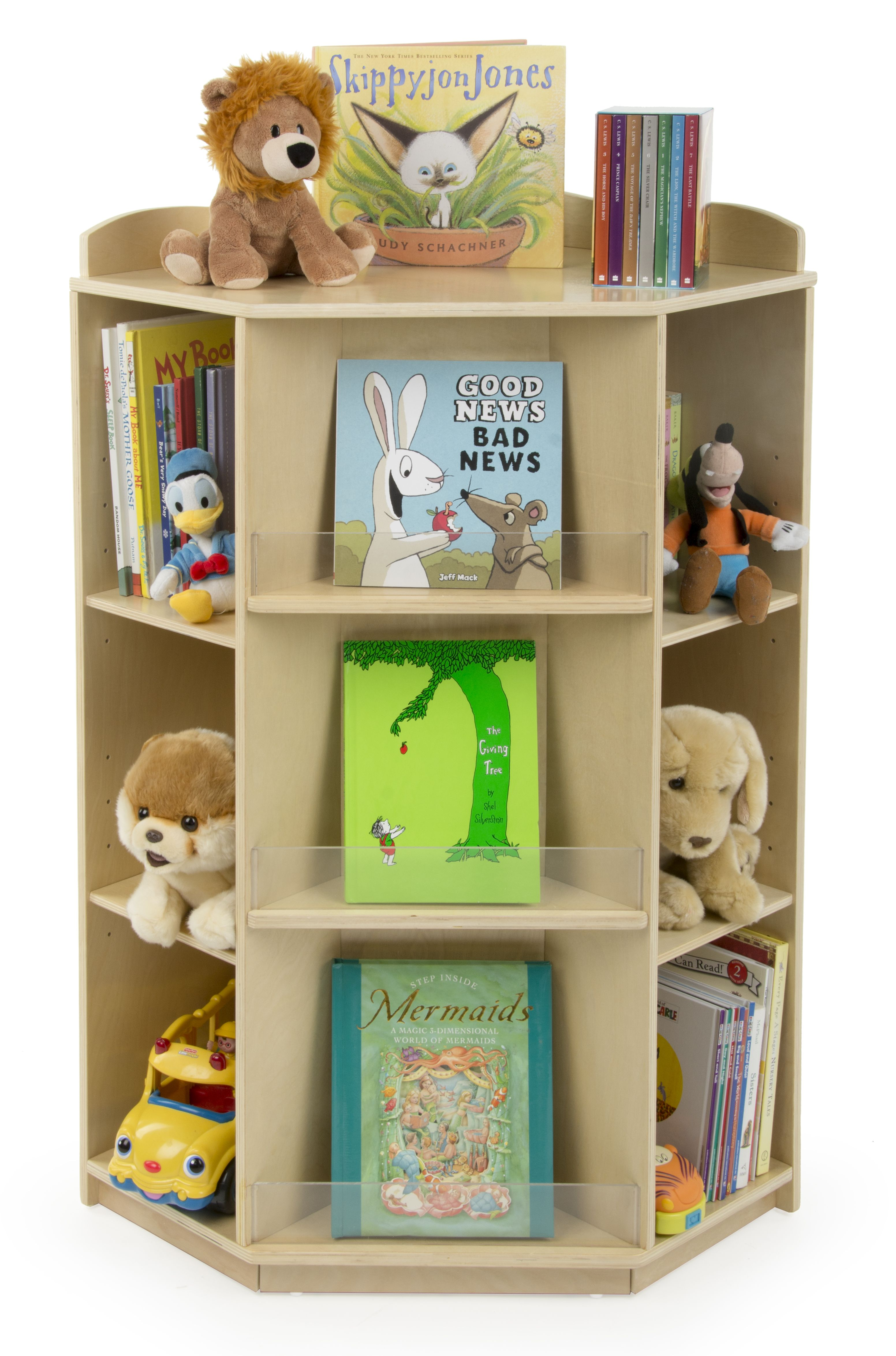 amy bookcase furniture rotating axial london somerville
