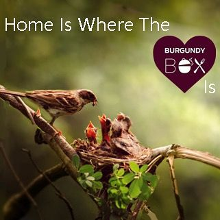 There's nothing like a home cooked meal with those you love! #HappinessIsHomemade #burgundybox