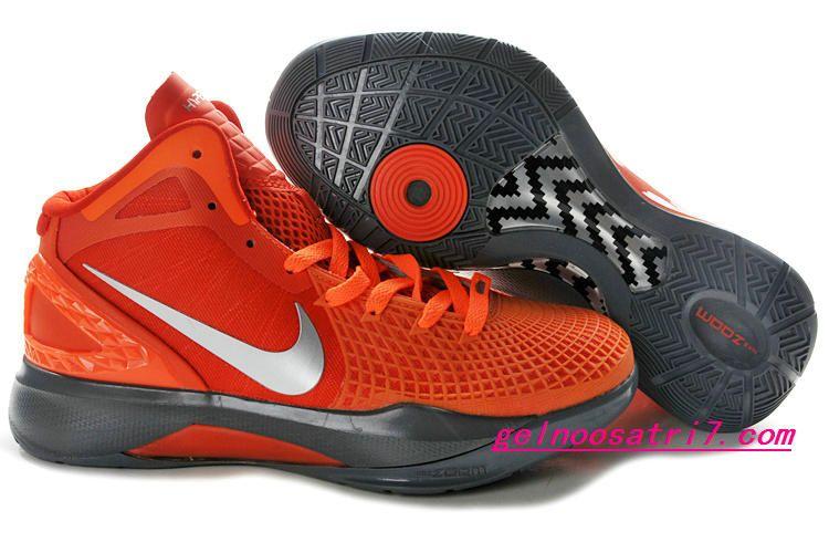 on sale 113a7 d257e Nike Zoom Hyperdunk 2011 Sprm 469776 800 Total Orange Wolf Grey