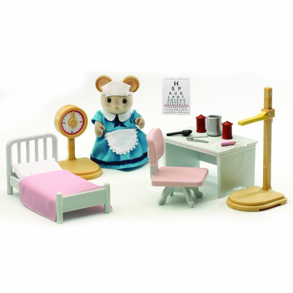 """Playmobil Farm Miniature /""""Wood/"""" Milking Stool"""
