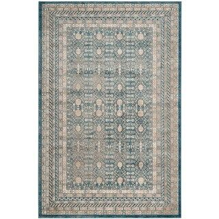 Photo of Safavieh Sofia Ivanica Distressed Vintage Boho Oriental Rug (2'2″ x 12′ Runner – Blue/Beige)