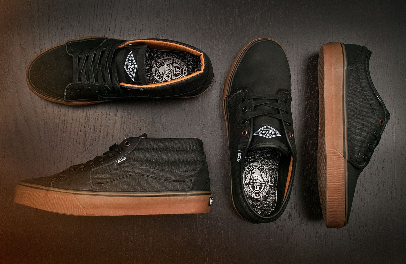 Shadow x Vans 10th Anniversary Shoes