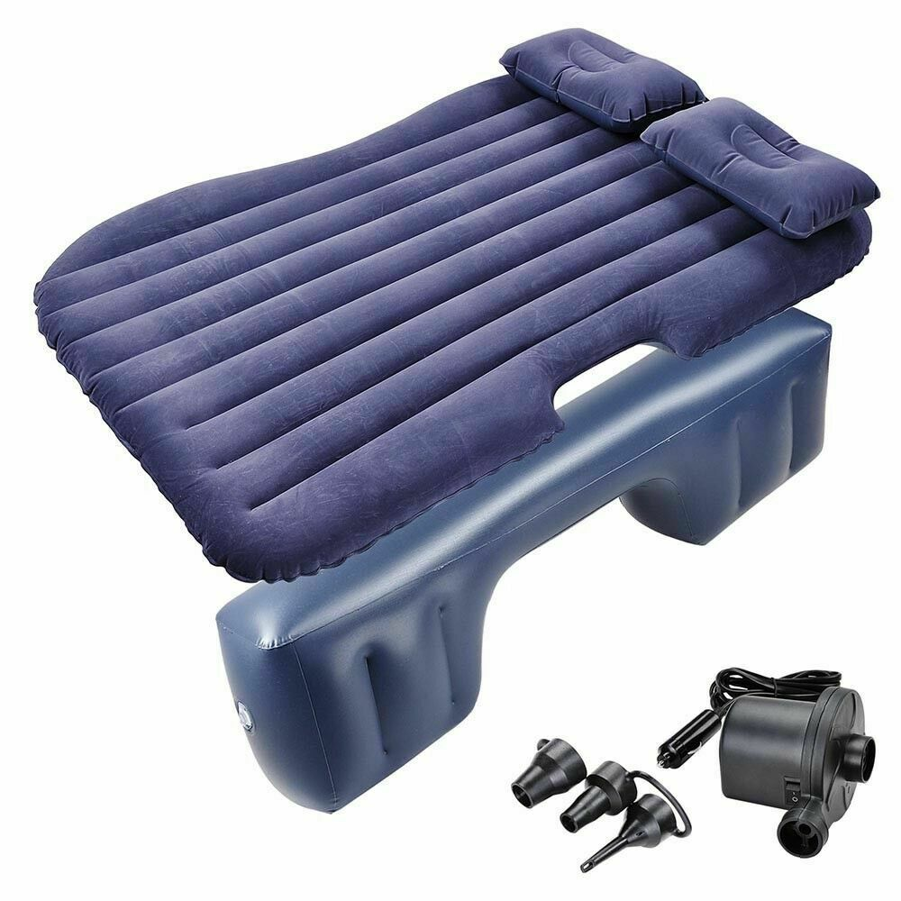Sponsored Ebay Inflatable Mattress Car Air Bed Travel