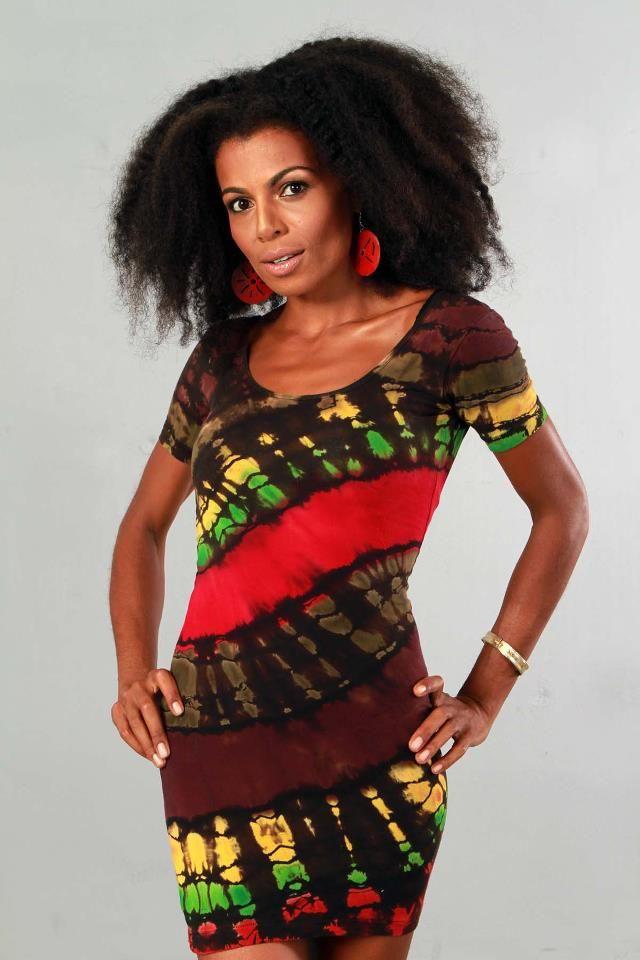 6efde3056ec Cooyah SHD Collab. ® Rasta Reggae Dress