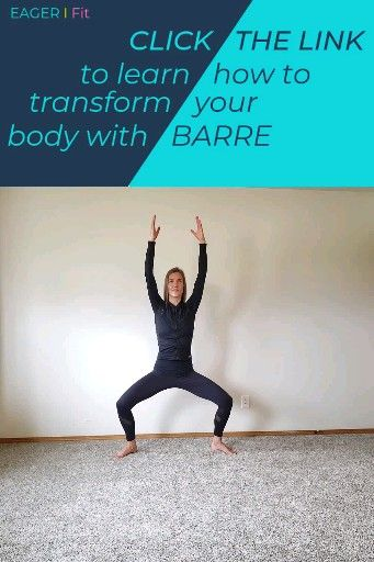10-Minute Barre Cardio Workout