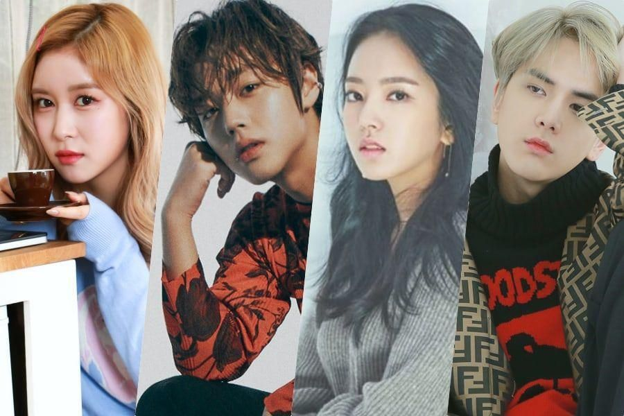 Update: WJSN's Dayoung To Make Acting Debut With Drama Starring Park Ji Hoon, Lee Ruby, And The Boyz's Younghoon