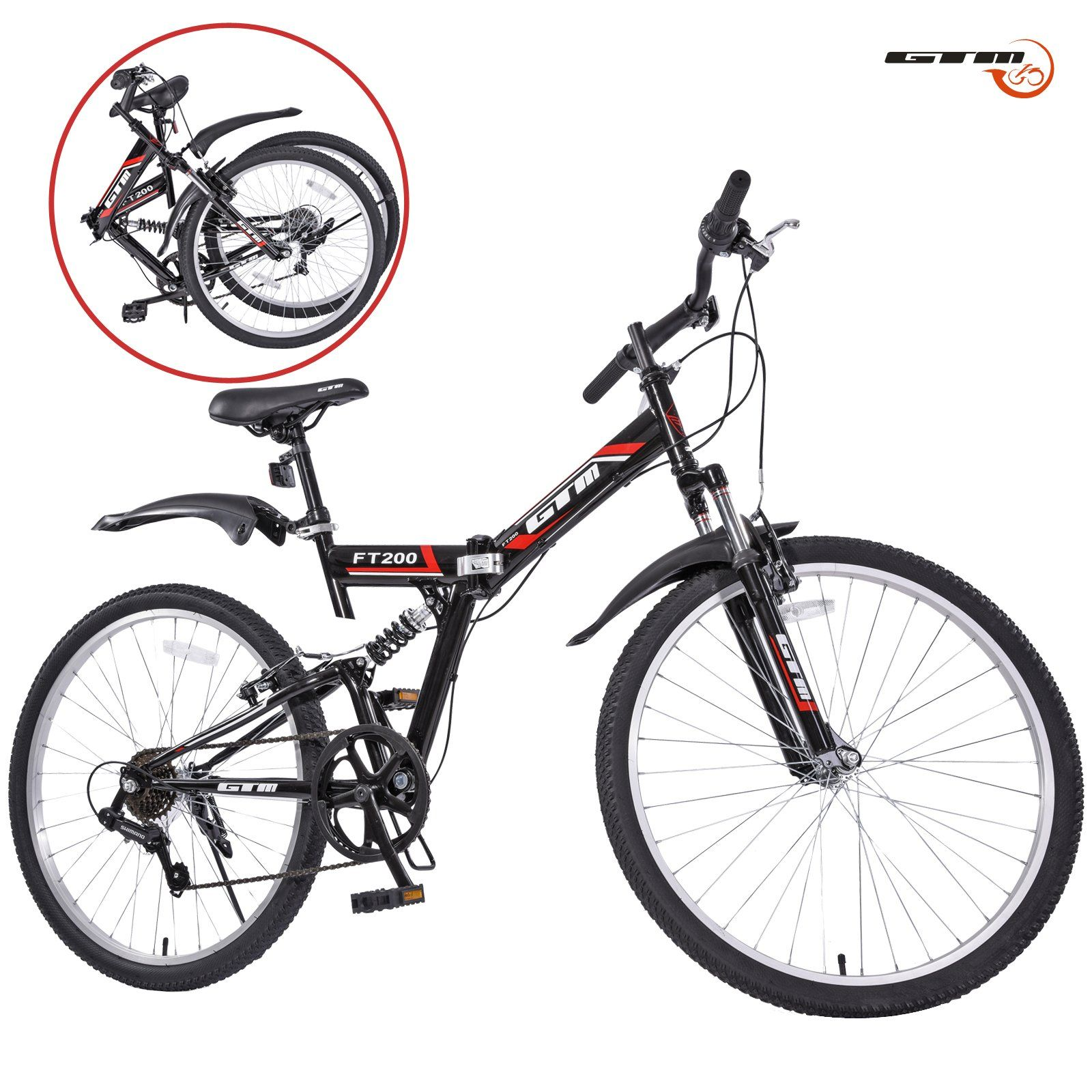 Check Out The Product Reviews Around Gtm 26 Inch 7 Speed Folding