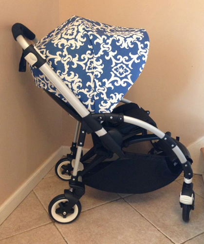 ItStunning canopy for any model of Bugaboo strollers. Cameleon Bee Plus Donkey plus older models such as the frog and the original bee. & GORGEOUS! Bugaboo Cameleon stroller canopy from baby-hood.com ...