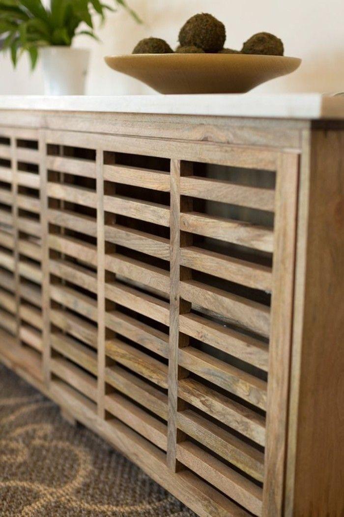 Voyez les meilleurs design de cache radiateur en photos! Living