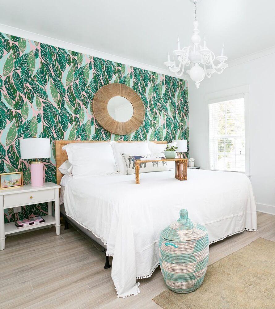 Charleston South Carolina Beach House Tour Beach Themed Bedroom