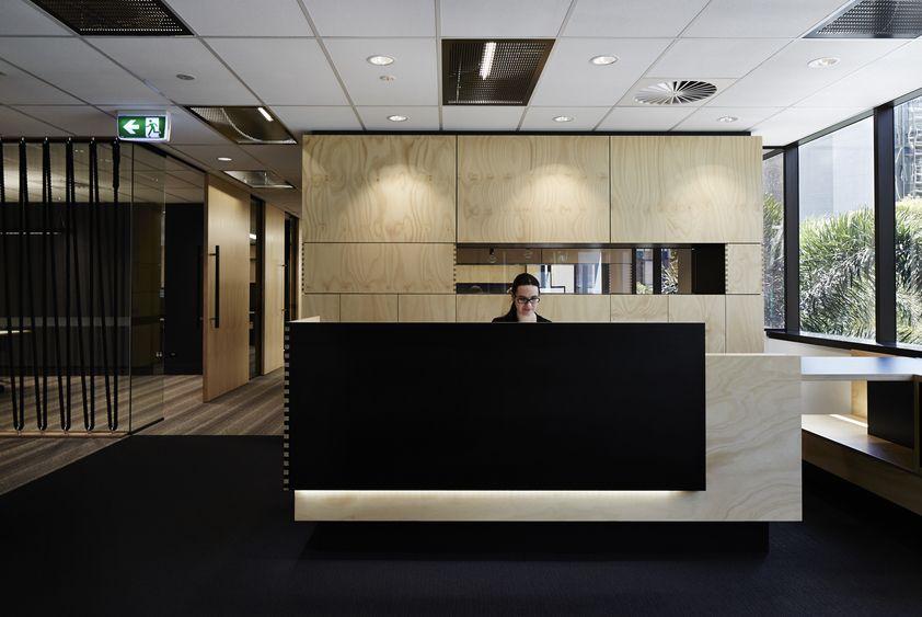 Gallery australian interior design awards reception for Interior design agency brisbane